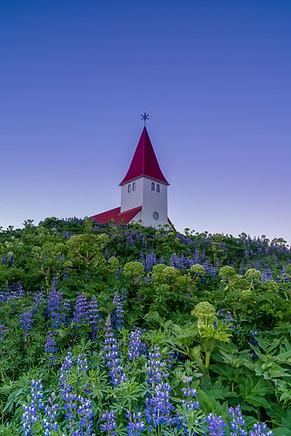Church in Vix