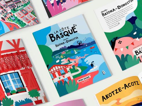 La Côte Basque Book