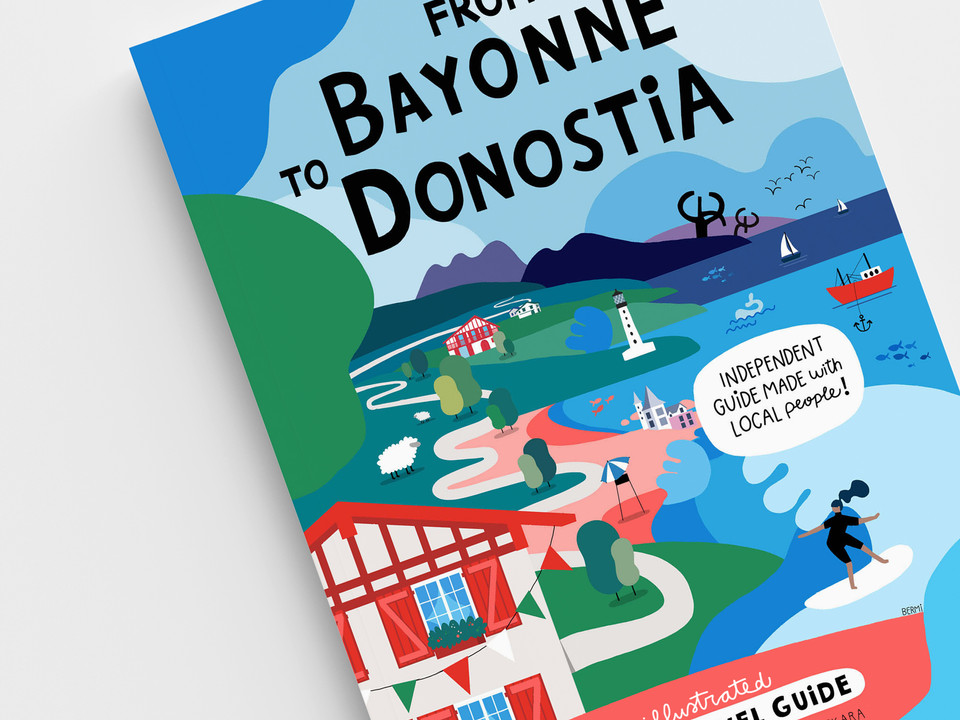 From Bayonne to Donostia