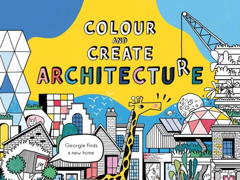 Colour and Create Architecture