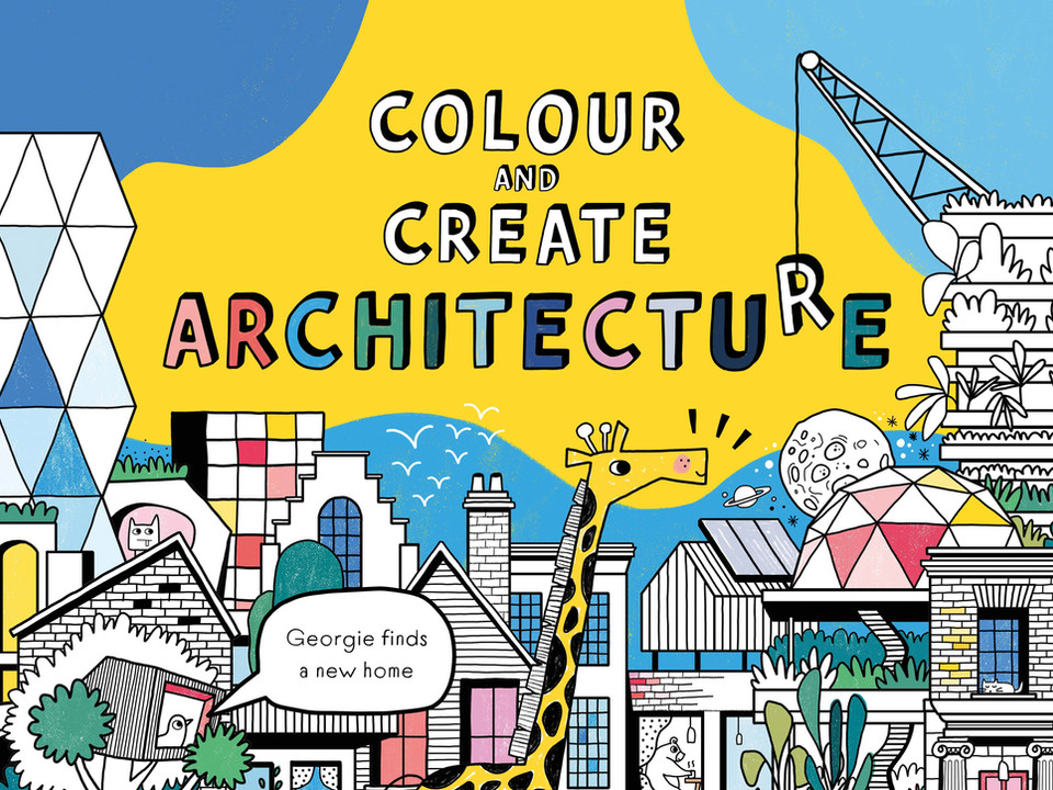 Colour and Create Architecture
