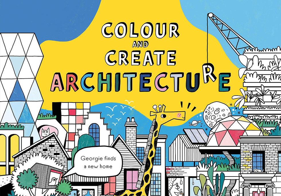 Cover Colour and Create architecture web