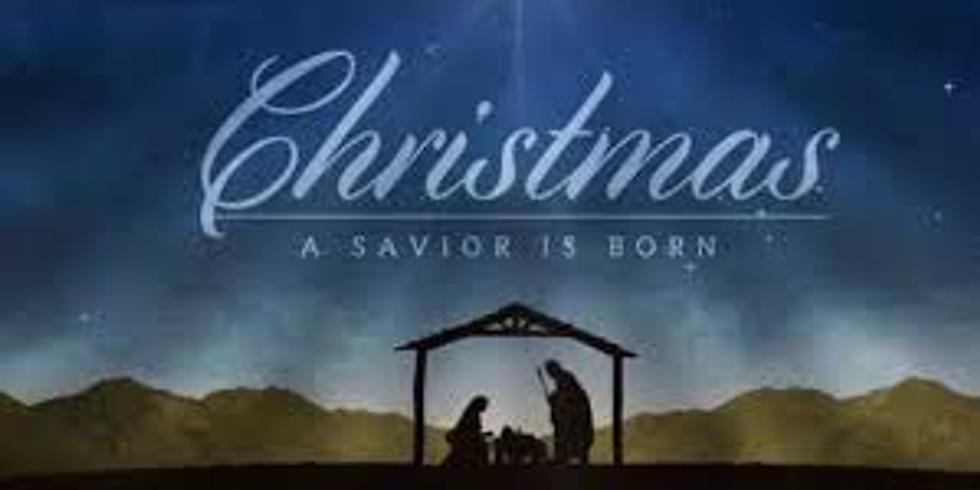 Christmas Day Mass - 10.00am