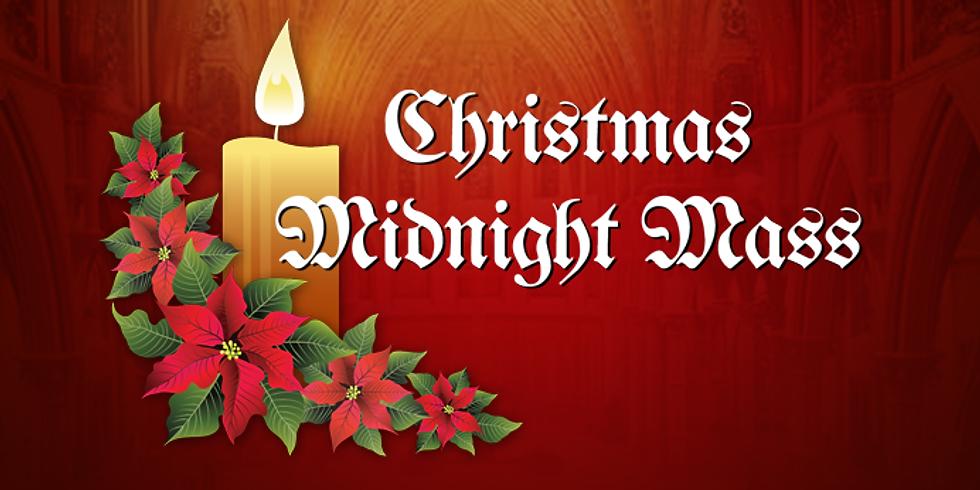 Christmas - MIDNIGHT MASS