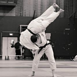 Marseille Judo MassiliaJudo Sports Megane Rabellino