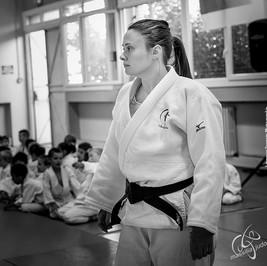 Massilia Judo Marseille Sports, Megane rabellino