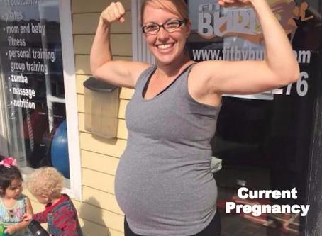 Sam's Healthy Pregnancy Story