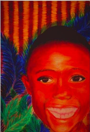 Rita in Uganda
