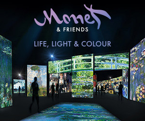MONET & FRIENDS – LIFE, LIGHT & COLOUR coming to sydney - March 2021