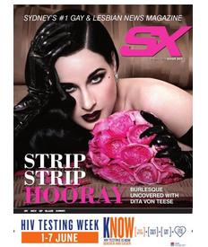 SX MAGAZINE COVER - JUNE 2016