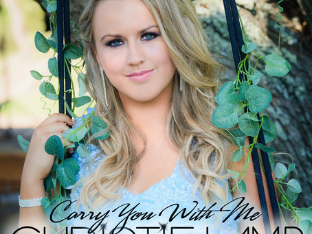 Christie Lamb releases new single - Carry You With Me