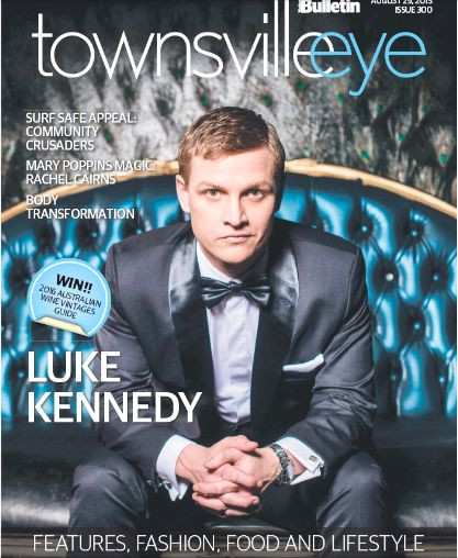 townsville eye cover