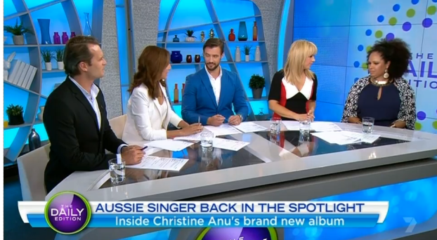 Christine Anu - The Daily Edition