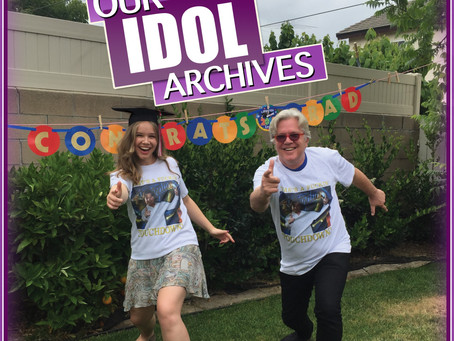 OUR IDOL ARCHIVES PODCAST  launches 9th October