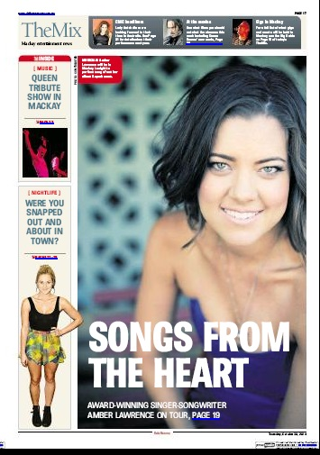 Daily Mercury Cover 1st November
