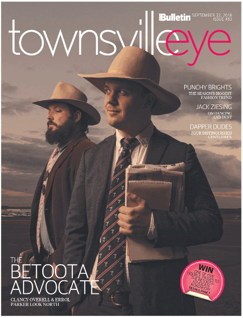Townsville Eye 22nd Sept 2018