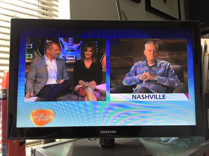 Tommy Emmanuel on The Morning Show