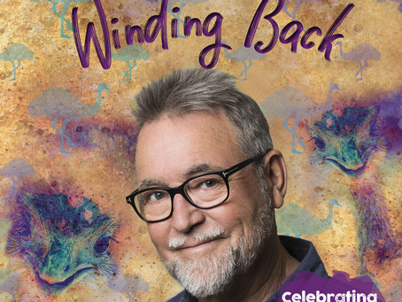 JOHN WILLIAMSON 'WINDING BACK' – CELEBRATING 50+ YEARS 2021 TOUR DATES ANNOUNCED
