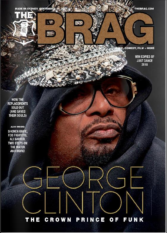 The Brag cover