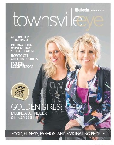 Townsville Eye cover story 7th March