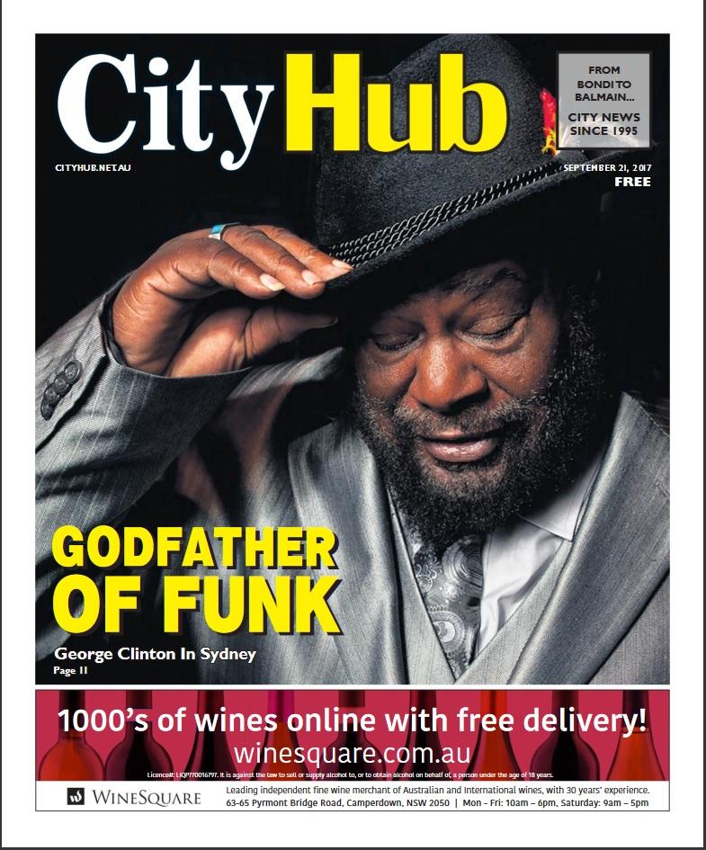 City Hub cover