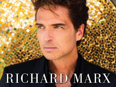 Richard Marx releases new album - LIMITLESS - 7th February 2020