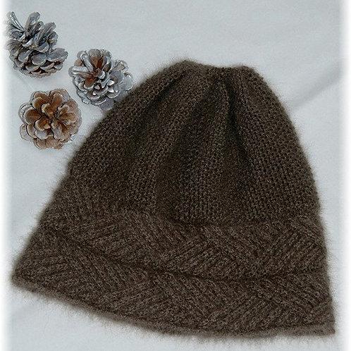 "Hat ""Hernando Island"" - Pure Qiviut"