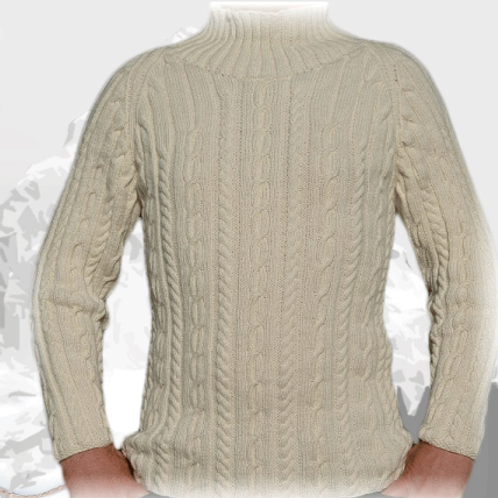 Sweater  Whistler Mountain   Pure Cashmere