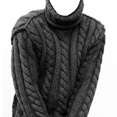 "Sweater ""Mount Revelstoke"" - Pure Cashmere"