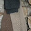 """Thumbnail: Scarf & Hat  """"Nelson Island charcoal"""" - Pure Wool"""