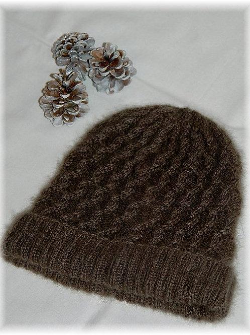 """Hat Ladies  """"Campania Island"""" - Pure Qiviut"""