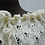 "Thumbnail: Bridal Cape ""Magnolia"", closed front"