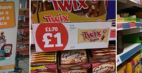 Sainsbury's Medium Low Pricing Strategy