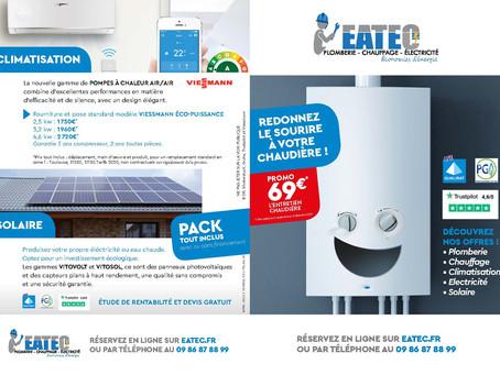 EATEC offre ses meilleurs prix jusqu'au 31 Décembre 2020 🚀 🚀
