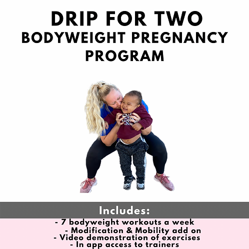 Drip for Two - Bodyweight