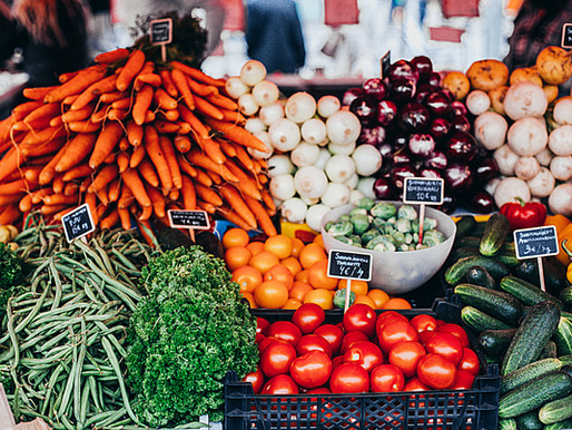 How to Shop & Store Produce Correctly