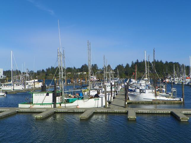 FishingBoats-Charleston-Oregon