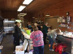 freezer meal workshop