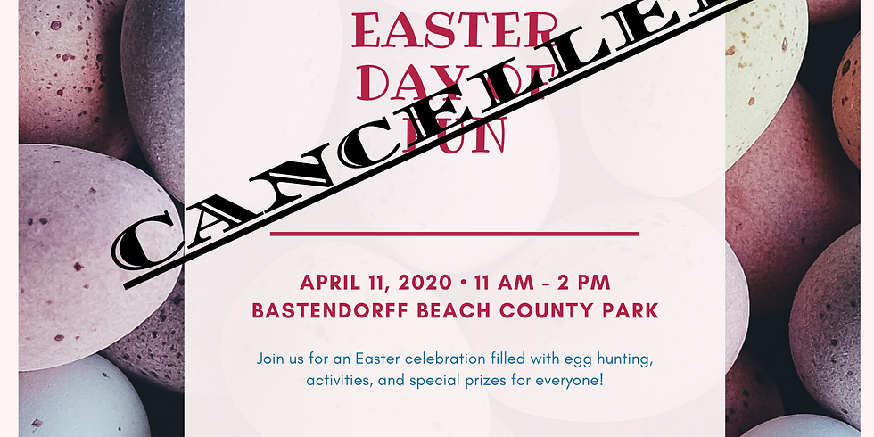 Easter Day of Fun - 12:00 PM Easter Egg Hunt