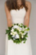 Jolie bouquet de mariée de Quentin Favre