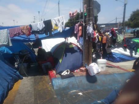 Report for the Tijuana Border June 2021