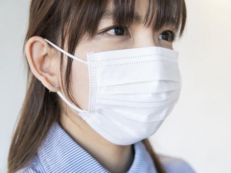マスクの擦れにお悩みの方へお勧めマスク!