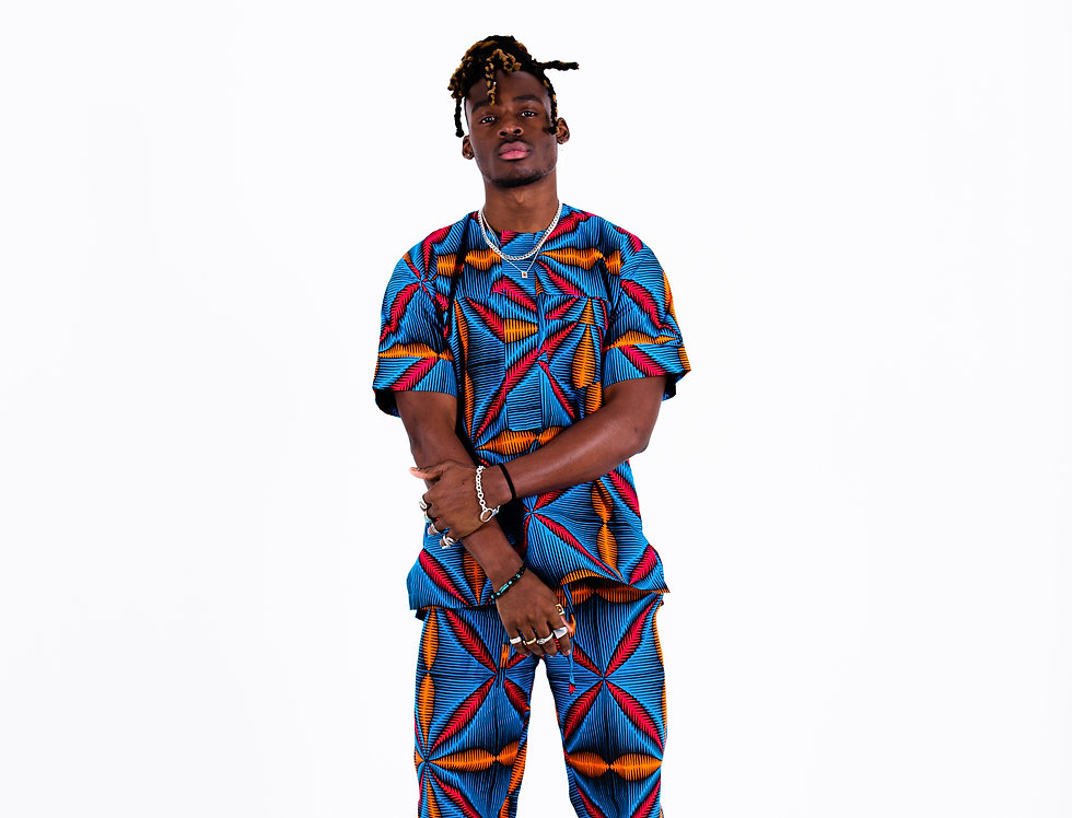 Donkor ... Trousers