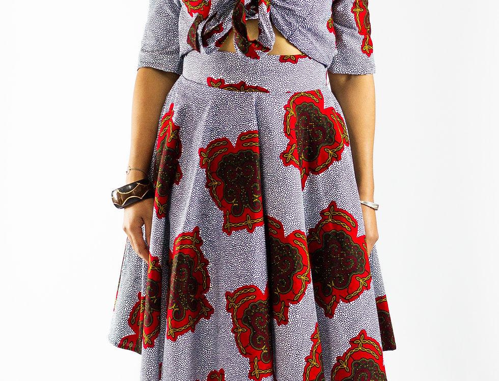 Adofo ... Mid Length Skirt