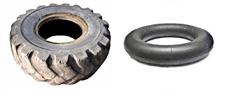 утилизация шин, выкуп отработанных шин