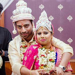 Rashmi & Subho