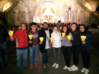 Viaje de Pastoral Juvenil a Lourdes, Dijon y Taizé