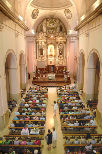En recuerdo del 44 Encuentro de las Cofradías del Carmen del Norte de España. Bilbao, 11 de junio de