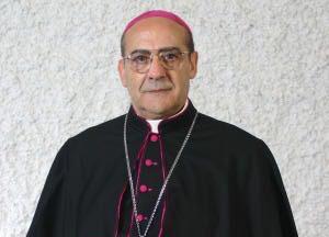 Pascua de Monseñor Amancio Escapa, OCD