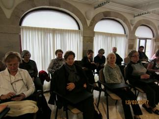 OCDS Logroño - Alegría por la participación en los Ejercicios con el P. Viguri